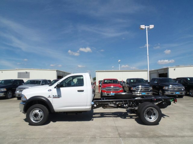 2017 Ram 4500 Regular Cab DRW Cab Chassis #HG668180 - photo 4
