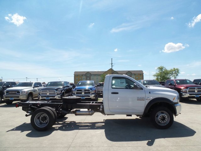 2017 Ram 4500 Regular Cab DRW Cab Chassis #HG668180 - photo 6