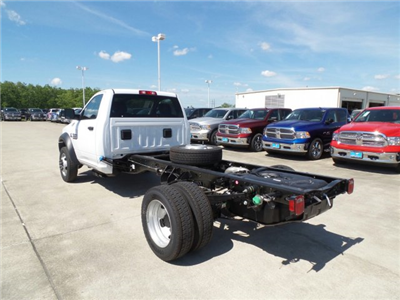 2017 Ram 4500 Regular Cab DRW Cab Chassis #HG668180 - photo 3
