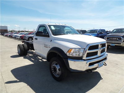 2017 Ram 4500 Regular Cab DRW Cab Chassis #HG668180 - photo 1