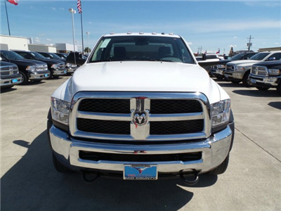 2017 Ram 4500 Regular Cab DRW Cab Chassis #HG668180 - photo 7
