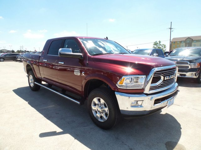 2017 Ram 2500 Mega Cab 4x4 Pickup #HG716184 - photo 1