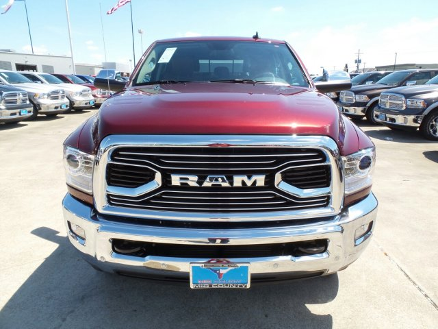 2017 Ram 2500 Mega Cab 4x4 Pickup #HG716184 - photo 7