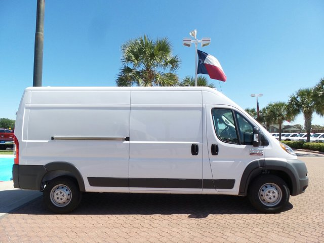 2018 ProMaster 2500 High Roof, Cargo Van #JE101115 - photo 7