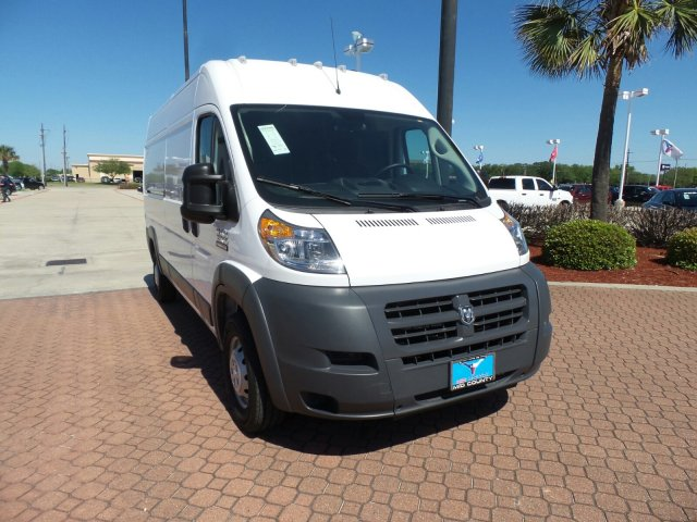 2018 ProMaster 2500 High Roof, Cargo Van #JE101115 - photo 1