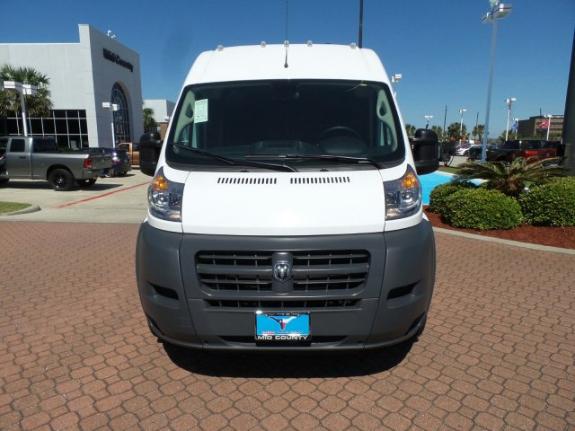 2018 ProMaster 2500 High Roof, Cargo Van #JE101115 - photo 8