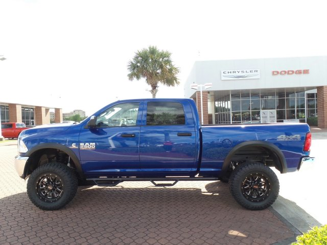 2018 Ram 2500 Crew Cab 4x4,  Pickup #JG107773 - photo 16
