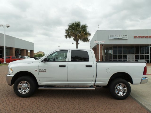 2018 Ram 2500 Crew Cab 4x4,  Pickup #JG125740 - photo 3