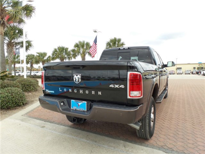 2018 Ram 2500 Mega Cab 4x4, Pickup #JG182139 - photo 2