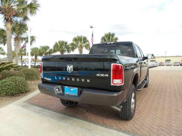 2018 Ram 2500 Crew Cab 4x4,  Pickup #JG182149 - photo 2