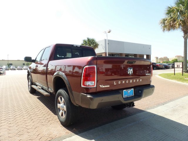 2018 Ram 2500 Crew Cab 4x4,  Pickup #JG192356 - photo 4