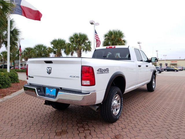 2018 Ram 2500 Crew Cab 4x4,  Pickup #JG296200 - photo 2