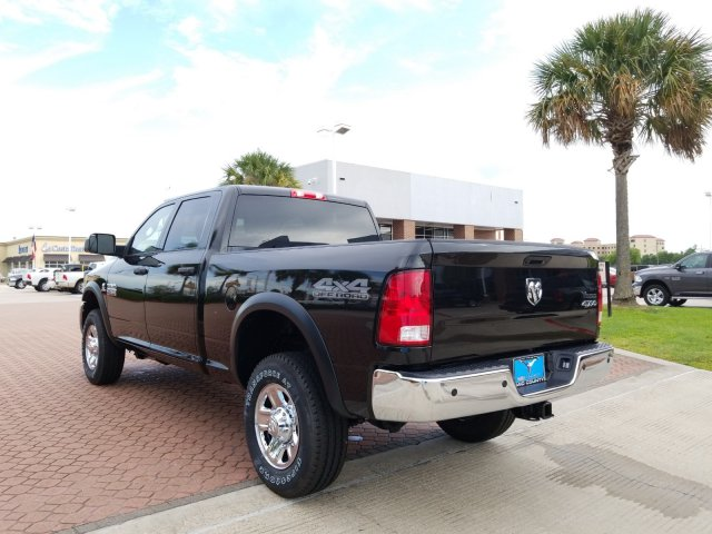 2018 Ram 2500 Crew Cab 4x4,  Pickup #JG296339 - photo 4