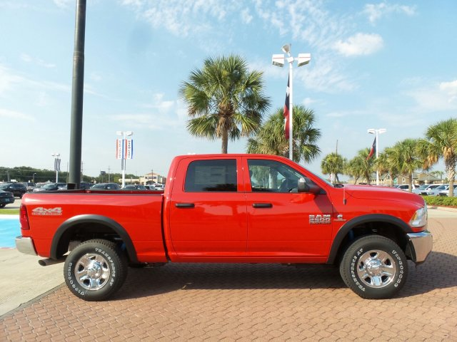 2018 Ram 2500 Crew Cab 4x4,  Pickup #JG296341 - photo 6