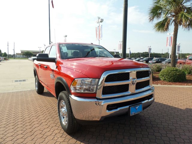 2018 Ram 2500 Crew Cab 4x4,  Pickup #JG296341 - photo 1
