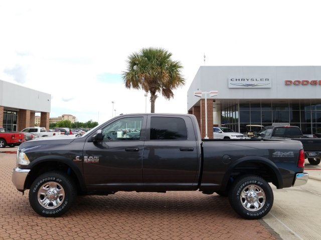 2018 Ram 2500 Crew Cab 4x4,  Pickup #JG301915 - photo 3