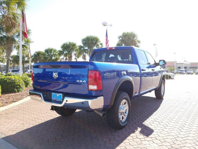 2018 Ram 2500 Crew Cab 4x4,  Pickup #JG351296 - photo 2
