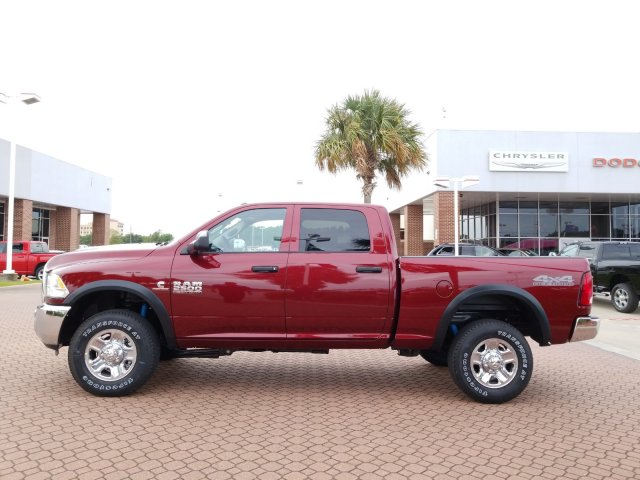 2018 Ram 2500 Crew Cab 4x4,  Pickup #JG351298 - photo 3