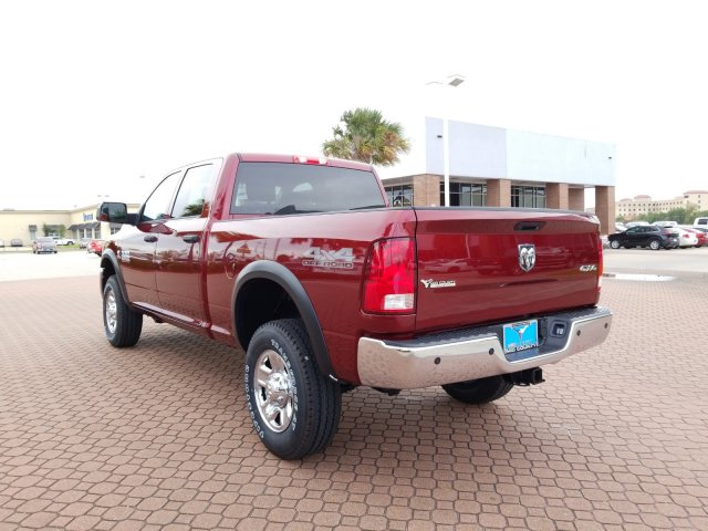 2018 Ram 2500 Crew Cab 4x4,  Pickup #JG351298 - photo 4