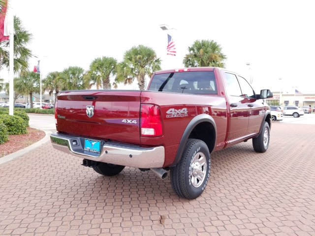 2018 Ram 2500 Crew Cab 4x4,  Pickup #JG351298 - photo 2