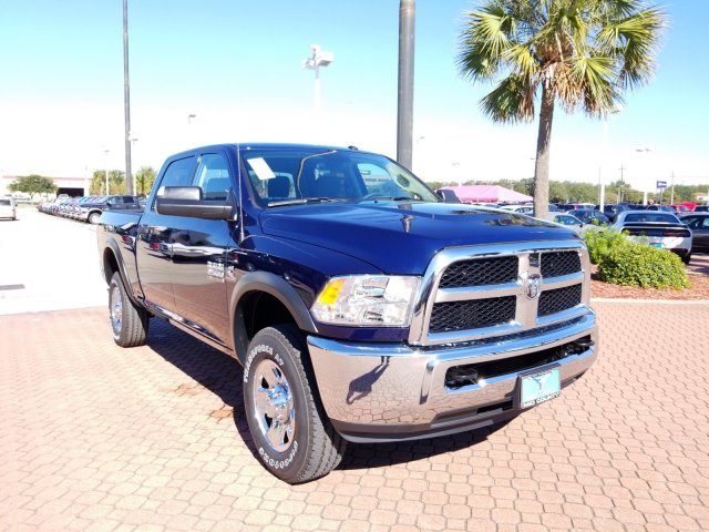 2018 Ram 2500 Crew Cab 4x4,  Pickup #JG358816 - photo 7