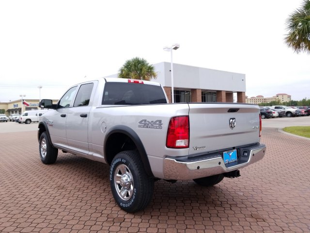 2018 Ram 2500 Crew Cab 4x4,  Pickup #JG370218 - photo 4