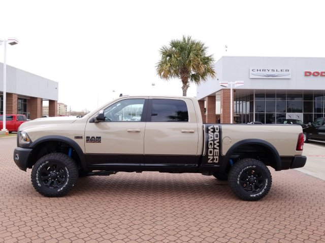 2018 Ram 2500 Crew Cab 4x4,  Pickup #JG388885 - photo 3