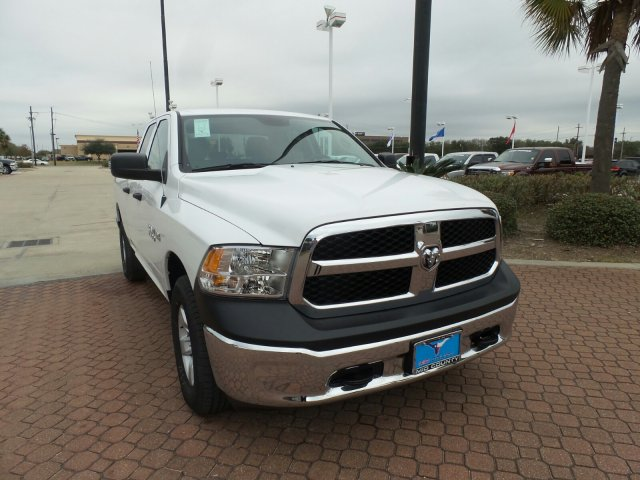 2018 Ram 1500 Quad Cab 4x4, Pickup #JS207780 - photo 1