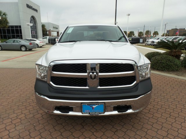 2018 Ram 1500 Quad Cab 4x4, Pickup #JS207780 - photo 7
