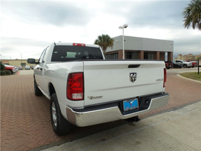 2018 Ram 1500 Quad Cab 4x4, Pickup #JS207780 - photo 4