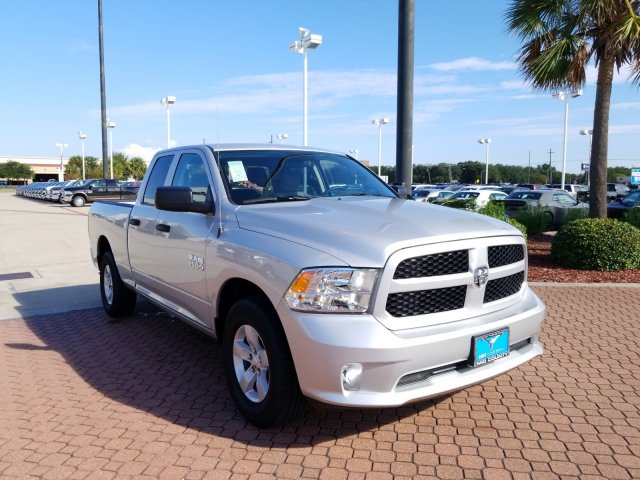2018 Ram 1500 Quad Cab 4x2,  Pickup #JS325682 - photo 1