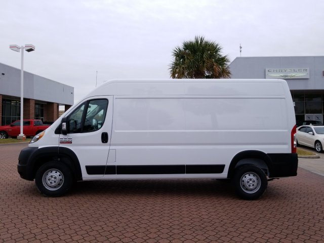 2019 ProMaster 2500 High Roof FWD,  Empty Cargo Van #KE505010 - photo 3