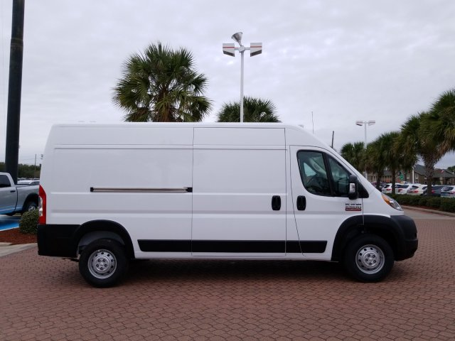2019 ProMaster 2500 High Roof FWD,  Empty Cargo Van #KE505010 - photo 7