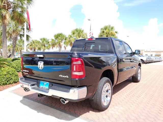 2019 Ram 1500 Crew Cab 4x4,  Pickup #KN573929 - photo 2