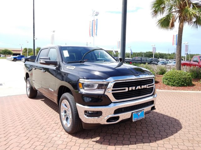 2019 Ram 1500 Crew Cab 4x4,  Pickup #KN573929 - photo 1