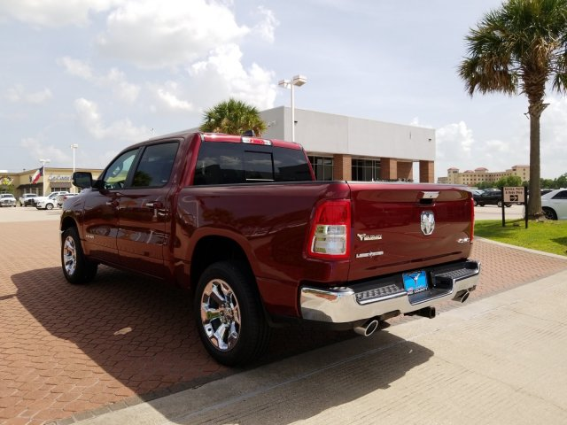 2019 Ram 1500 Crew Cab 4x4,  Pickup #KN600249 - photo 4