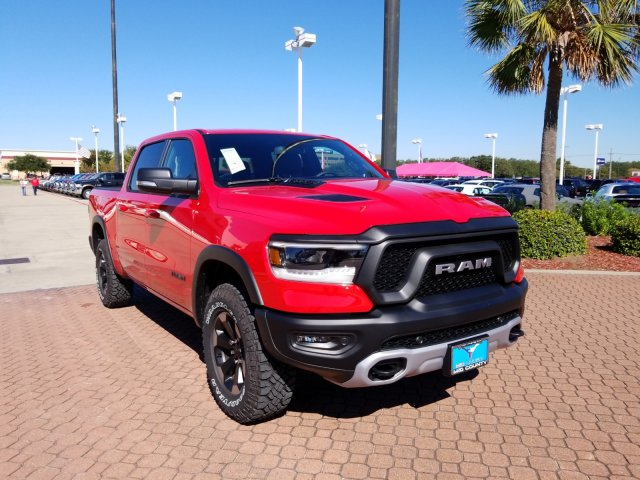 2019 Ram 1500 Crew Cab 4x4,  Pickup #KN671493 - photo 7