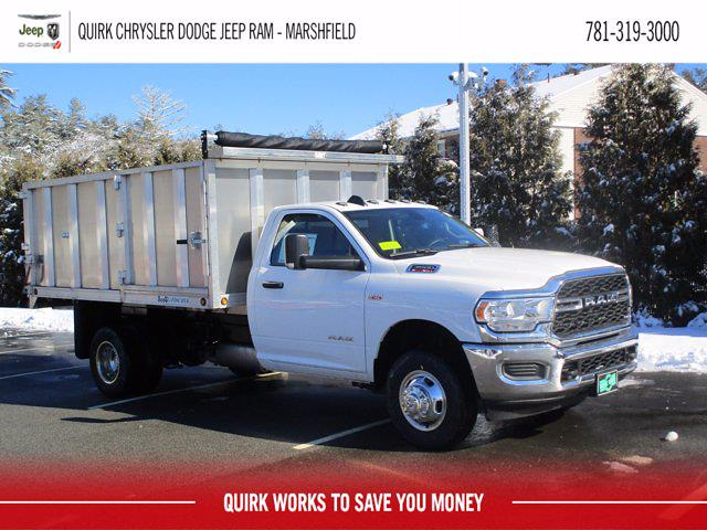 2020 Ram 3500 Regular Cab DRW 4x4, Scott Landscape Dump #D10848 - photo 1