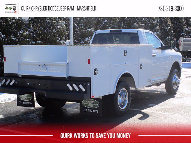 2020 Ram 3500 Regular Cab DRW 4x4, CM Truck Beds Service Body #D11207 - photo 1