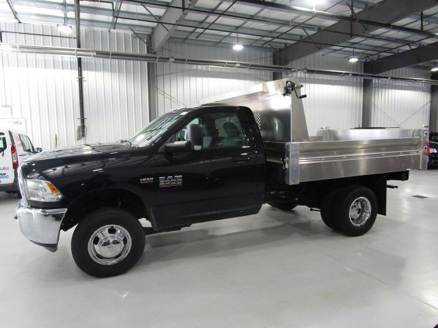 2017 Ram 3500 Regular Cab DRW 4x4, Duramag Dump Dump Body #D5390 - photo 3