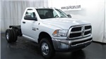 2017 Ram 3500 Regular Cab DRW 4x4 Cab Chassis #D5403 - photo 1