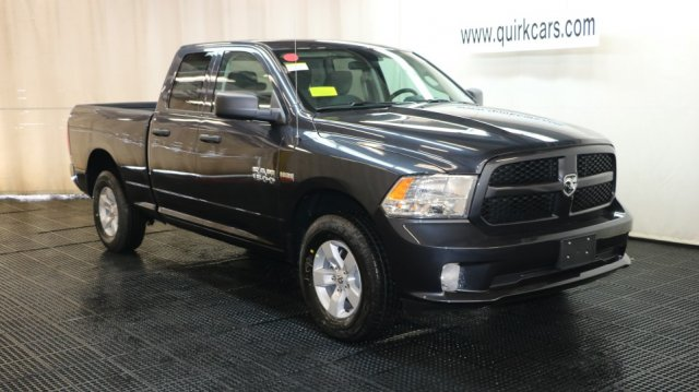2017 Ram 1500 Quad Cab 4x4 Pickup #D6592 - photo 1