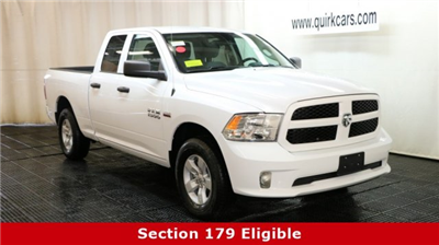 2017 Ram 1500 Quad Cab 4x4 Pickup #D6723 - photo 1