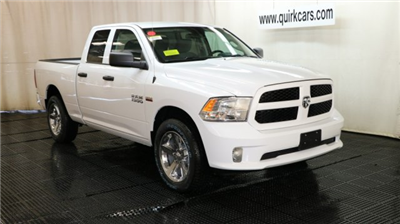 2017 Ram 1500 Quad Cab 4x4 Pickup #D6844 - photo 1