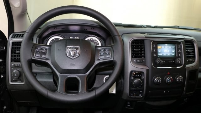 2017 Ram 1500 Quad Cab 4x4 Pickup #D6854 - photo 7