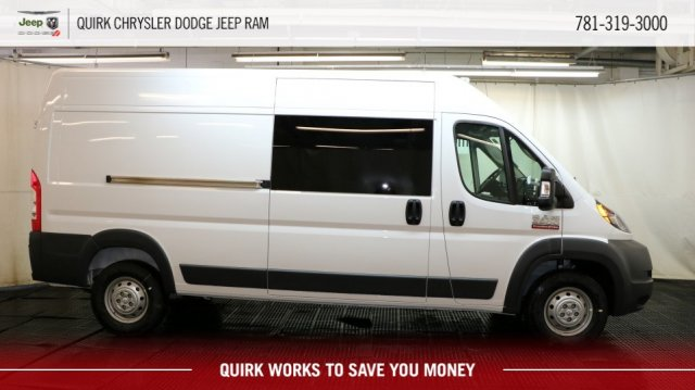 2018 ProMaster 2500 High Roof FWD,  Empty Cargo Van #D6965 - photo 3