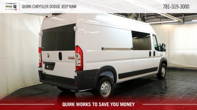 2018 ProMaster 2500 High Roof FWD,  Empty Cargo Van #D6965 - photo 4