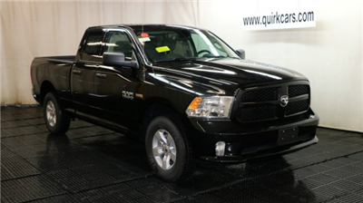 2018 Ram 1500 Quad Cab 4x4,  Pickup #D7083 - photo 1