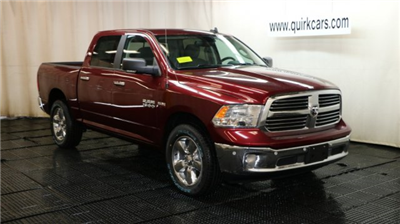 2018 Ram 1500 Crew Cab 4x4, Pickup #D7095 - photo 1