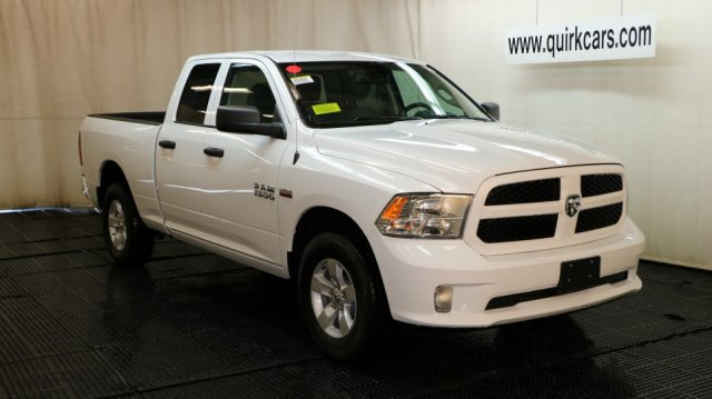 2018 Ram 1500 Quad Cab 4x4, Pickup #D7096 - photo 1